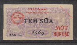 N.VIETNAM 1969  MILK  STAMP   1 BOX Province SONLA **MNH   SEE 2 Scans  Réf  H 951 - Viêt-Nam