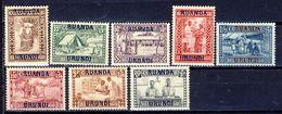 Ruanda-Urundi Nr 81-89  Neuf Avec Charnière - Postfris Met Plakker - MH  (X) - 1924-44: Ungebraucht