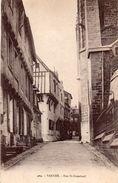 VANNES - Rue Saint Guénhaël - Vannes