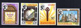 Serie Nº 258/61 Zanzibar - Zanzibar (1963-1968)