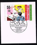 Bund 2011, Michel# 2858 O Mit ESST Berlin Auf Karton - BRD