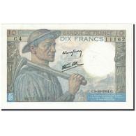 France, 10 Francs, 1941, 1941-10-09, KM:99b, SUP, Fayette:8.2 - 1871-1952 Anciens Francs Circulés Au XXème