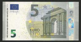 """Greece Rare Printer Y004D6 !! """"Y"""" 5 EURO GEM UNC! Draghi Signature! - EURO"""
