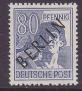 Berlin MiNr. 15 ** - Unused Stamps