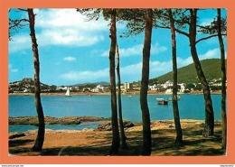 A626 / 419  IBIZA Vue Partielle Depuis Les Estaques ( Timbre ) - Unclassified