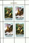 NAPOLEON  -  GUINEA ECUATORIAL   1 Sheet (Mint NH) - Napoleon