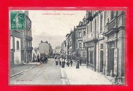 63-CPA CLERMONT-FERRAND - RUE FONTGIEVE - (N°3321) - Clermont Ferrand