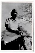Missionery Card Student Nurse Mnene Hospital South Rhodesia - Zimbabwe