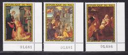 MALI AERIENS N°  261 à 263 ** MNH Neufs Sans Charnière, TB  (D3061) Noel, Tableaux - Mali (1959-...)