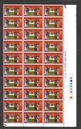GB 1970 Anniversaries 5d In MNH Quarter Sheet (5815) - 1952-.... (Elizabeth II)