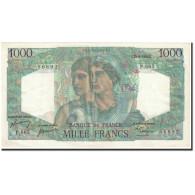 France, 1000 Francs, 1950, 1950-06-29, KM:130c, SUP, Fayette:41.33 - 1871-1952 Anciens Francs Circulés Au XXème