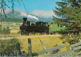 Murtalbahn Im Lungau Ak121105 - Österreich
