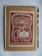 Denemarken Danmark Dänemark A Stamp - Denemarken