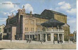 Dortmund - Stadttheater 1923  (002621) - Dortmund