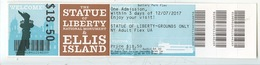 Ticket : The Statue Of Liberty National Monument & Ellis Island - Tickets D'entrée