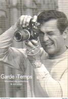"Carte Postale ""Cart'Com"" (2003) - Garde-Temps (Montres) Tony Curtis (appareil Photo Nikon) - Entertainers"