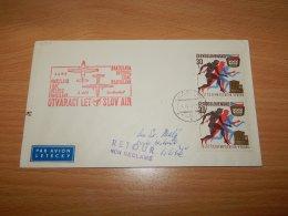 Czechoslovakia 1971 Slov Air Mail Cover__(L-7137) - Airmail