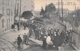 BRIVE - Arrivée Du 126e De Ligne - Le Défilé. - Brive La Gaillarde