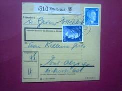 Paketkarte - Ettelbruck - Esch Alzig - Luxembourg