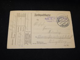 Germany 1916 Bayer 26.Jnf.Reg. Feldpost Card__(L-6502) - Briefe U. Dokumente