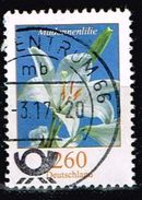 Bund 2016, Michel# 3207 O - Used Stamps