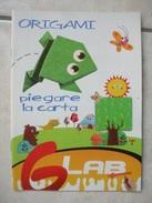 Conoscere Insieme - Opuscoli Ricerche G LAB - Origami, Disegnamo Dinosauri, Biglietti Auguri - IL GIORNALINO SAN PAOLO - Books, Magazines, Comics