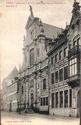 Liège - L'Eglise Des Rédemptoristes, Rue Hors-Château (animée, Albert Sugg) - Liege