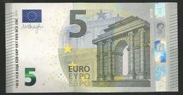 """Greece Rare Printer Y004CB6 !! """"Y"""" 5 EURO GEM UNC! Draghi Signature! - EURO"""