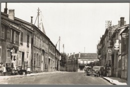 CPSM 51 - Givry En Argonne - Rue Du Maréchal Leclerc - Carte Photo - Givry En Argonne