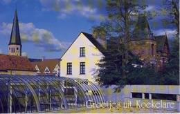 Koekelare Kerk Gemeentehuis Brouwerij - Koekelare