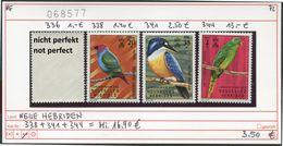 Neue Hebriden - New Hebrides - Nouvelles-Hebrides - Michel 338 + 341 + 344 -  ** Mnh Neuf Postfris - Birds Oiseaux Vögel - Französische Legende