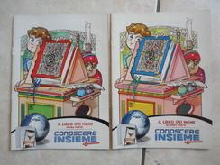 Conoscere Insieme - Opuscoli Ricerche - Il Libro Dei Nomi, Cani Gatti E Topi Di Carta - IL GIORNALINO SAN PAOLO - Books, Magazines, Comics