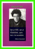 CÉLÉBRITÉS - ALBERTO GIACOMETTI - QUUE ÇA RATE, QUE ÇA RÉUSSISSE - ÉDITIONS HAZAN, 1997 - - Personnages Historiques
