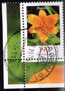 Bund 2006, Michel# 2534 O Feuerlilie - BRD