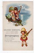 82 - ILLUSTRATEUR - A. BERTIGLIA - Célèbre Serenata *enfants*guitare* - Bertiglia, A.