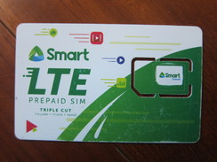 Prepaid Mobile SIM Card, Fixed Card(triple Cut),with Scratch - Philippines