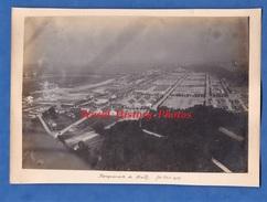 Photo Ancienne Prise Par Avion - La Camp De MAILLY - Batiments / Aérodrome / Tentes - 23 Aout 1913 - Guerre, Militaire