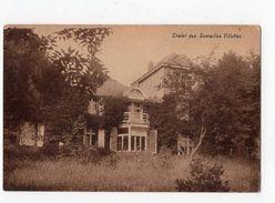 22 - BRA-SUR- LIENNE - VILLETTES - Châlet Des Sevrailles  *Edit. G. Gillert, Photo, Vielsalm* - Lierneux