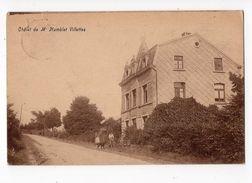 23 - BRA-SUR- LIENNE - VILLETTES - Châlet De Mr Humblet   *Edit. G. Gillert, Photo, Vielsalm* - Lierneux