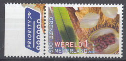 Nederland - Grenzeloos Nederland-Suriname - Veer, Vruchten - MNH - NVPH 2753 - Periode 1980-... (Beatrix)