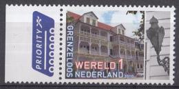 Nederland - Grenzeloos Nederland-Suriname - Huis Met Balkons - MNH - NVPH 2754 - Period 1980-... (Beatrix)