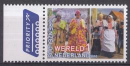 Nederland - Grenzeloos Nederland-Suriname - Klederdrachten - MNH - NVPH 2756 - Period 1980-... (Beatrix)