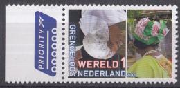 Nederland - Grenzeloos Nederland-Suriname - Hoeden - MNH - NVPH 2757 - Period 1980-... (Beatrix)