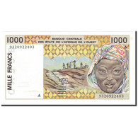 West African States, 1000 Francs, 1993, Undated (1993), KM:111Ac, NEUF - West-Afrikaanse Staten