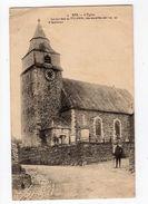 30 - BRA-SUR- LIENNE -  L' église - Lierneux