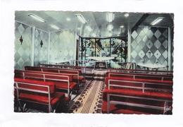 """857   Paquebot  """" FRANCE """"  -  La  Chapelle  ( Cl.  Cie  Gé.  Transat.   Chevojon  Photogr.) - Paquebots"""