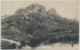 Corse Cpa Ile Rousse Sant'Antonino  Franchise Postales Internes Civils Autriche - Otros Municipios