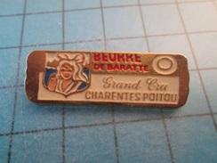 Pin512d Pin's Pins : Rare Et Belle Qualité : BEURRE DE BARATTE GRAND CRU CHARENTES POITOU - Alimentation