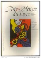 """Carte Postale édition """"Dix Et Demi Quinze"""" - Art & Métiers Du Livre (reliure Bibliophilie Estampe) Ex-Libris - Werbepostkarten"""