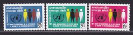 KHMERE N°  268 à 270 ** MNH Neufs Sans Charnière, Petits Défauts, B/TB (D3091)  Lutte Contre Le Cancer - Timbres